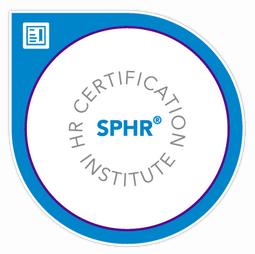 SPHR badge