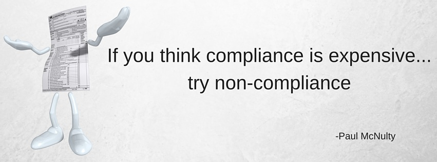 Blog Post - Compliance